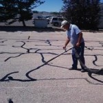 crack filling 150x150 Paving Companies Colorado Springs